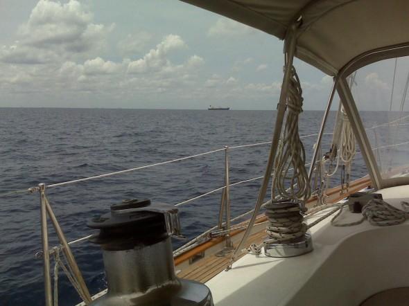 Sailing Tayana